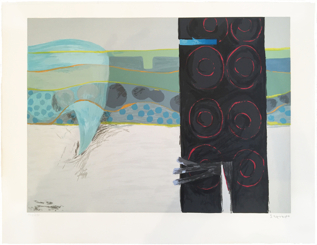 , 'Mar de Lurin V,' 1989, Praxis Prints