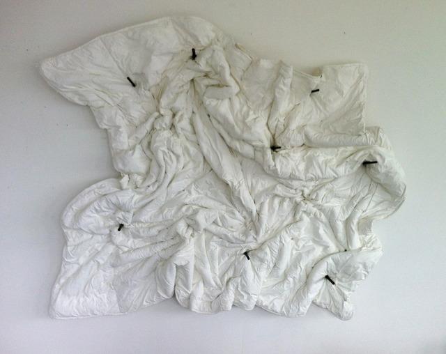 , 'Colchão com pinos de demolição 1,' 2014, Galeria Inox