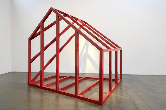 , 'House Under Construction,' 2017, Shoshana Wayne Gallery
