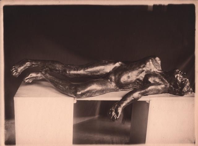 , 'Rodin's La Martyre,' ca. 1900, Grob Gallery