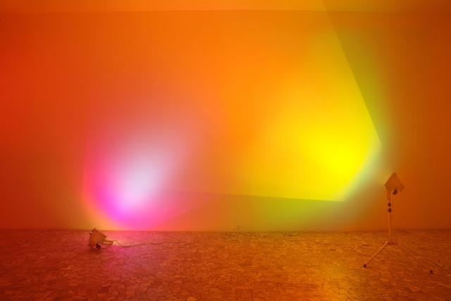 , 'orange blue sea,' 2006, Alfonso Artiaco