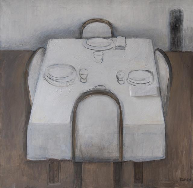 , 'Mesa para cuatro,' 2003, Cecilia de Torres, Ltd.