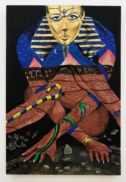 Gina Beavers, 'Egypt', 2012, James Fuentes