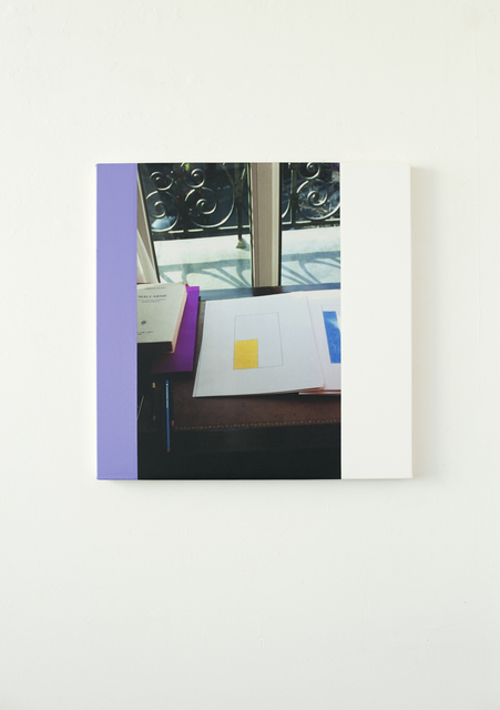 , 'Abstract Composition (Hotel de Nice, Paris) I,' 2015, Jessica Silverman Gallery