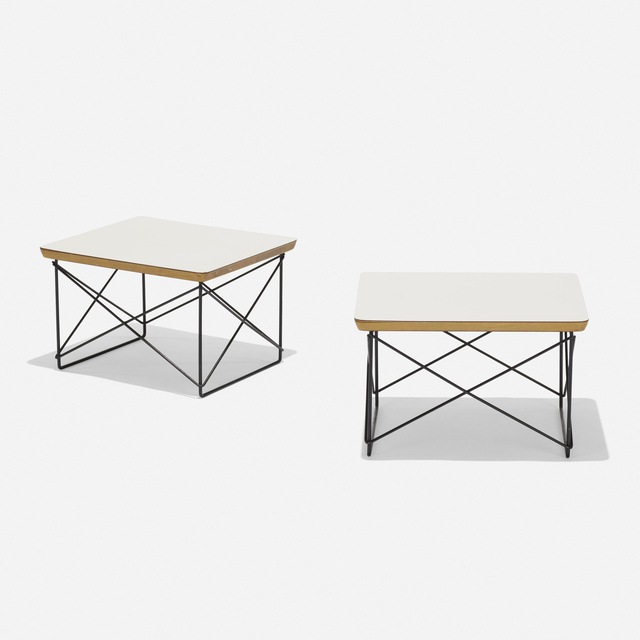 Charles and Ray Eames, 'LTRs, pair', 1950, Wright