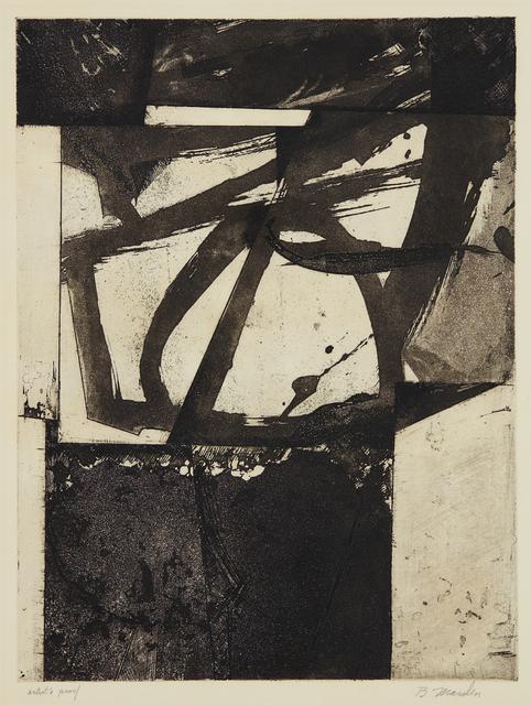 Brice Marden, 'Untitled', 1961, Phillips