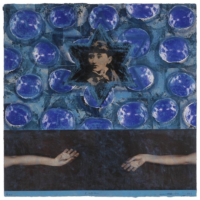 , 'Rosa,' 2007, Wildwood Press