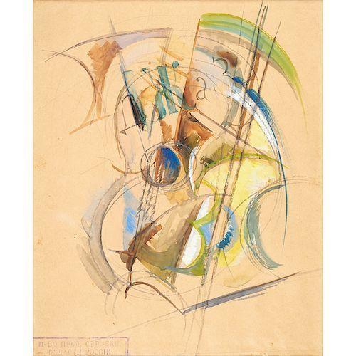 Alexander Vasylievich Schevchenko, 'Untitled', 1915, Seraphin Gallery