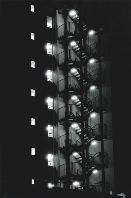 , 'Maquette/Lights #2011,' 1995, SAGE Paris