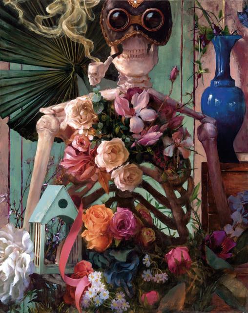 , 'Amapola,' 2015, N2 Galería