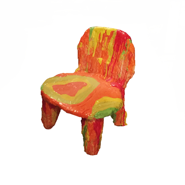, 'Hi Chew Chair,' 2015, Nina Johnson