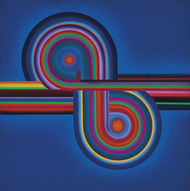 Kazuya Sakai, 'Vientos atravesados', 1975, Christie's