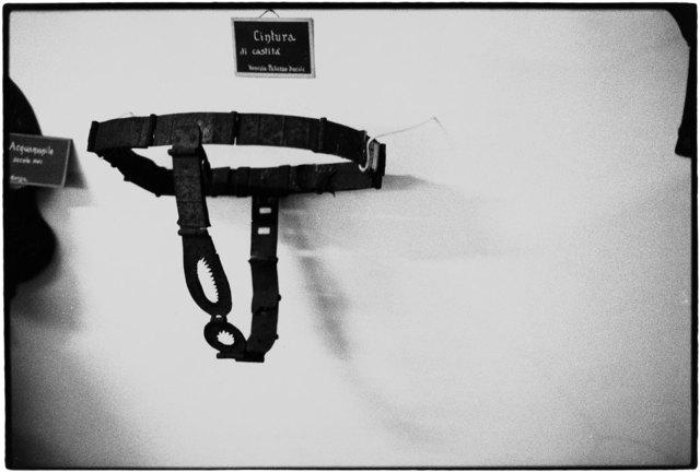 , 'Chastity Belt,' 1990-1993, MOCA, Los Angeles