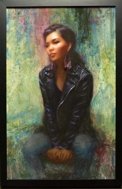 , 'Alyanna in Leather Jacket,' 2016, Gallery 1261