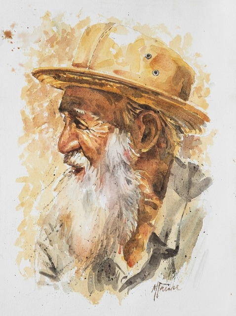 Marcelo M. Taube, 'Manuelzão, from hinterlands of Brazil', 2000, Ligia Testa Espaço de Arte