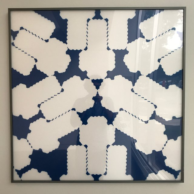 , 'Cathedral Pattern,' 2010, InLiquid