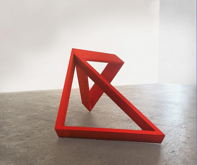 , 'Separated Square,' 2016, Jennifer Kostuik Gallery