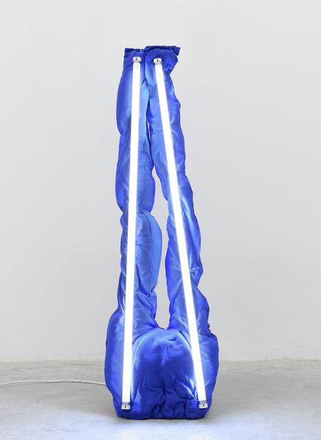Lindsay Lawson, 'S.A.D. Lamp (Sweatpants)', 2016, Galerie Lisa Kandlhofer