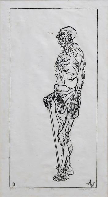 , 'Studies in Ageing Apollo's #1,' 1974, Anita Shapolsky Gallery