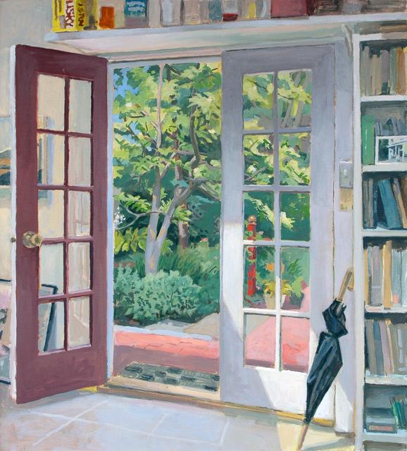Richard Kirk Mills, 'Studio Door', 2015, Blue Mountain Gallery