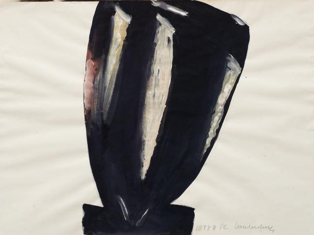 , 'untitled,' 1982, W&K - Wienerroither & Kohlbacher