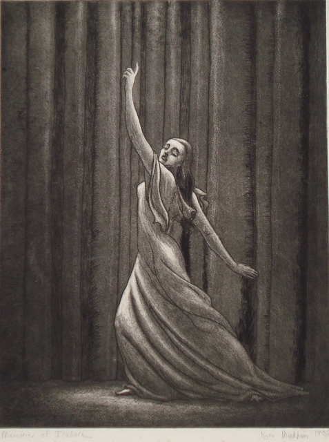 , 'Memories of Isadora,' 1937, Childs Gallery