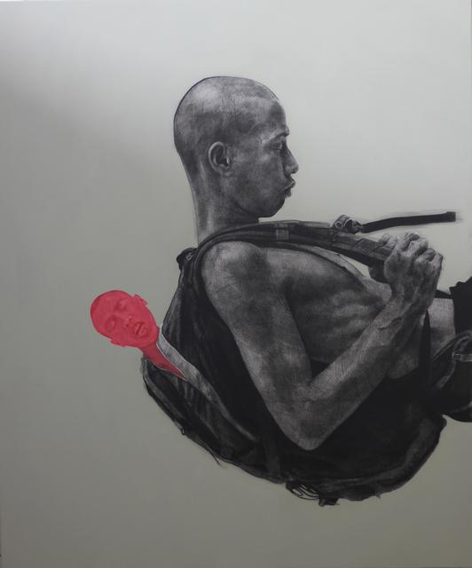 , 'Burden,' 2015, Taksu