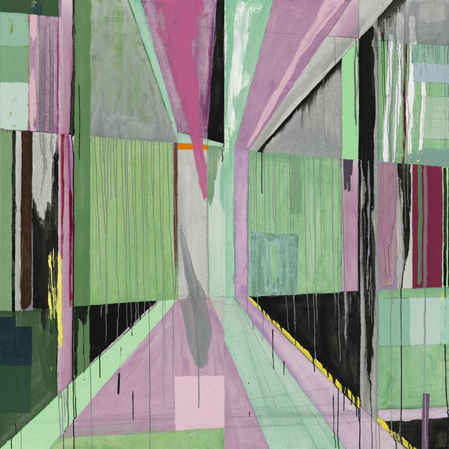 , 'Refraction,' 2018, Andra Norris Gallery