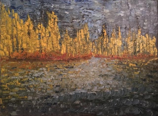 Mariam Qureshi, 'Lac Pink, Gatineau', 2008, Gallery Mariam
