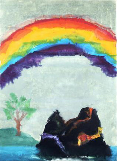 Ken Kiff, 'Rainbow', 1989,  Olsen Irwin