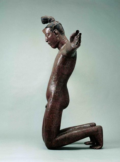 , '故国·颂1#; Ode to Motherland, No. 1,' 1999-1998, Linda Gallery
