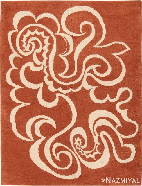 Pablo Picasso, 'French Vintage Arabesques Rug Commissioned by Marie Cuttoli', ca. 1960, Nazmiyal Collection