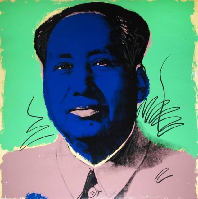 Andy Warhol, 'Mao (FS II.90)', 1972, DANE FINE ART