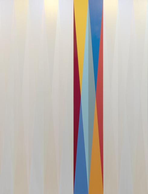 , 'The Colors of Anti-Matter ,' 2018 , Bernarducci Gallery
