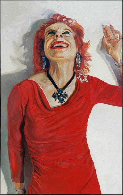 Laura Alexander, 'Olivia, Red Dress', 2005, Mana Contemporary