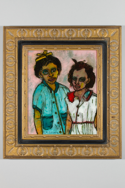 , 'BEING LOOKED AT,' 2014, Traver Gallery