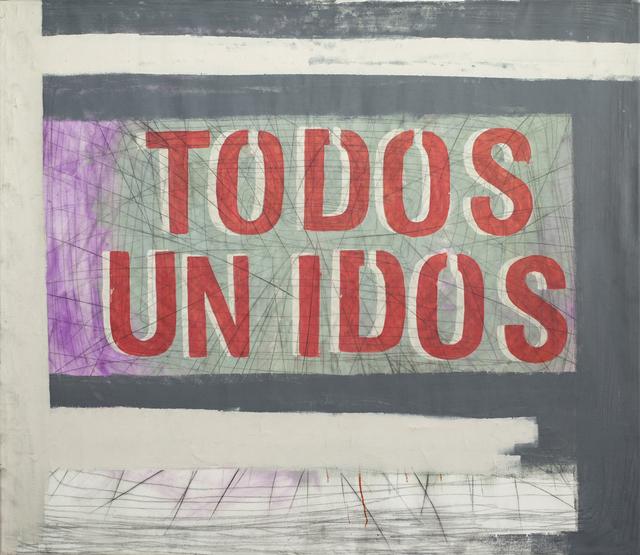 , 'Todos Unidos,' 2008, Cosmocosa