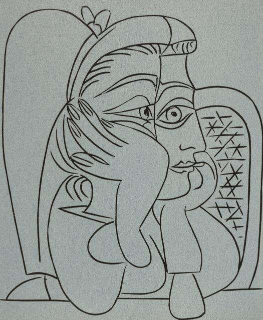 Pablo Picasso, 'Linogravures', 1962, Forum Auctions