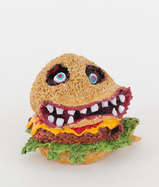 , 'Smirk Burger,' 2017, Joshua Liner Gallery
