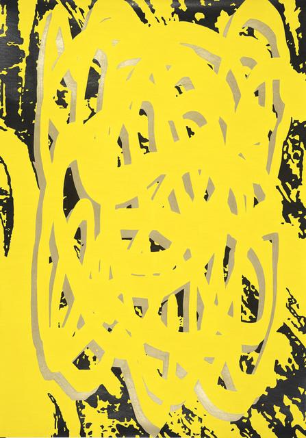 , 'Hungry Lion 14,' 2014, WHATIFTHEWORLD