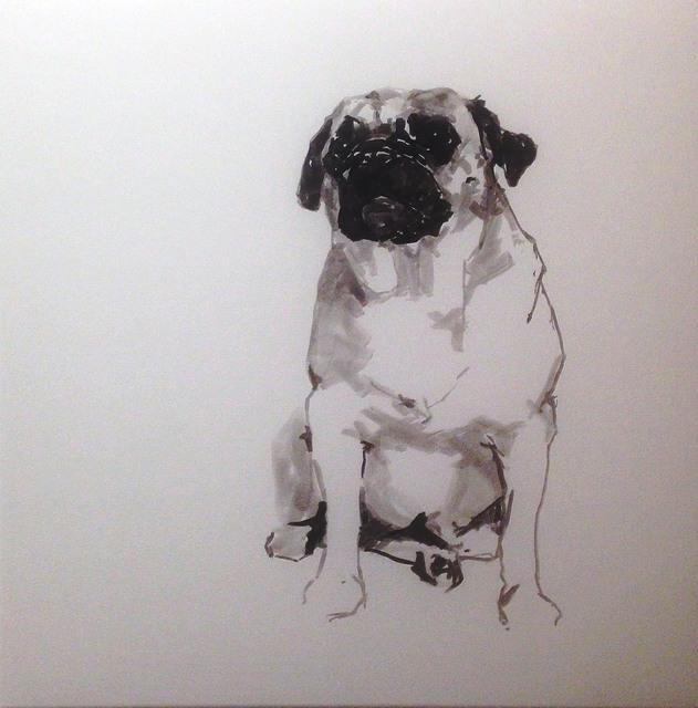 , 'Pug,' 2016, Dog & Horse Fine Art