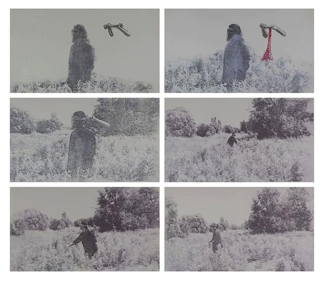 Payam Mofidi, 'Video Still - No 3 from the Cohesive Disorder series', 2013, Assar Art Gallery