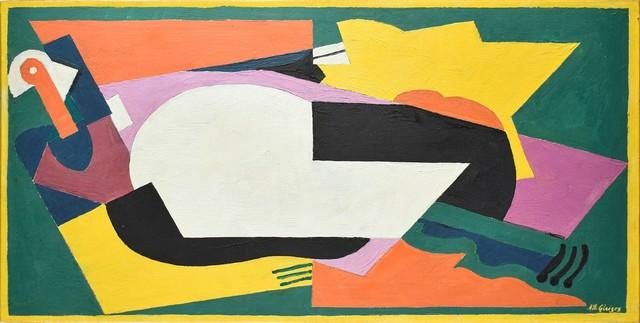 , 'Composition,' ca. 1920, Galerie Thomas