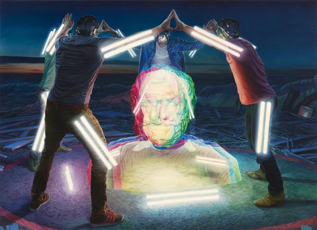 , 'A Chorus,' 2015, Gallery Poulsen