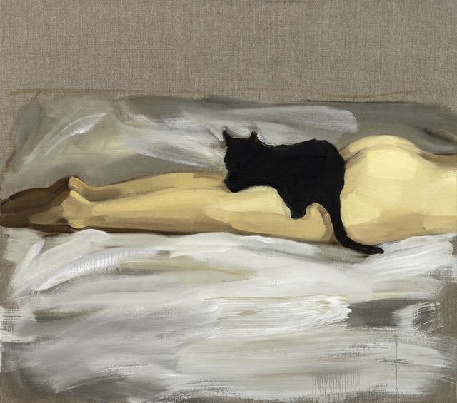 , 'Black Cat,' 2018, Hosfelt Gallery