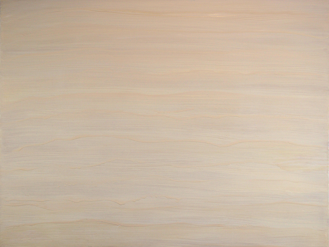 , 'Streaming Beige,' 2015, Carter Burden Gallery
