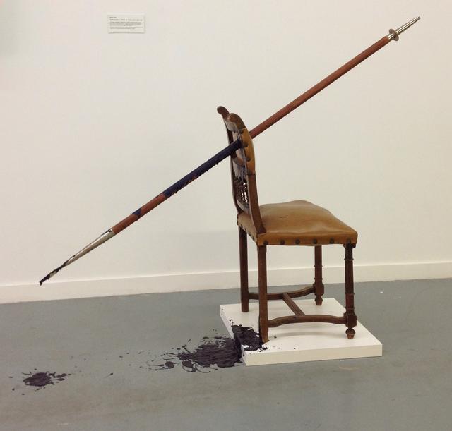 , 'Dethroned - Henri II,' 2015, Robert Kananaj Gallery