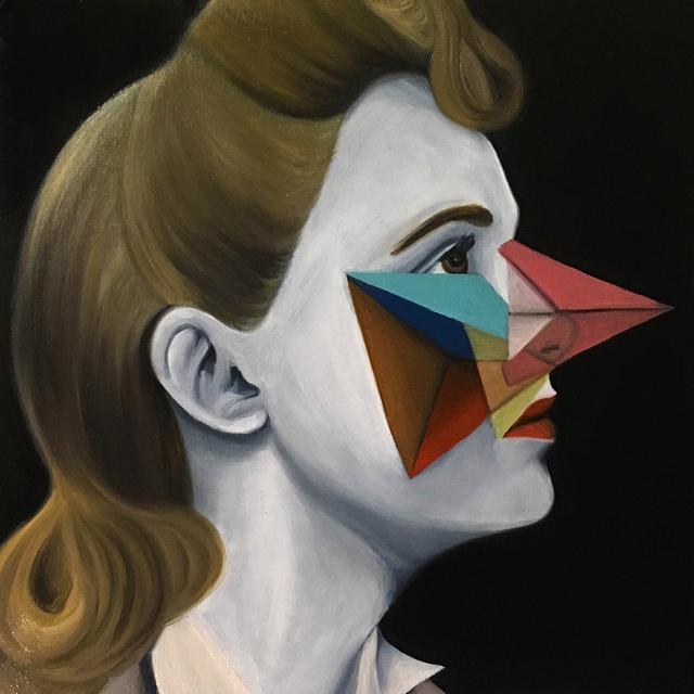 , 'The Visionary/Visionaria #58,' 2019, Glenda Cinquegrana Art Consulting