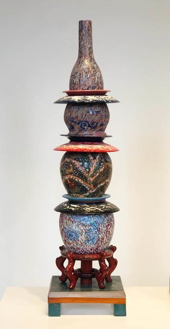 , 'Space Vase,' 2012, Linda Warren Projects