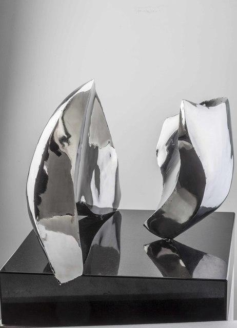 , 'DUO,' 1973, Galería Rubbers Internacional
